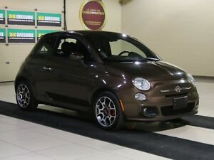 2014 Fiat 500 Sport AUTO A/C MAGS