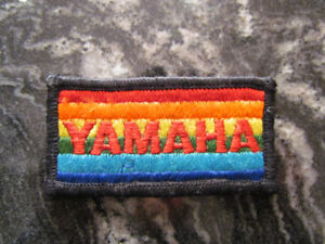 YAMAHA vintage motorcycle patch *NEW*