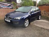 FORD FOCUS ZETEC CLIMATE (55) 1 YEAR MOT, NOT ASTRA MEGANE 307 GOLF VECTRA
