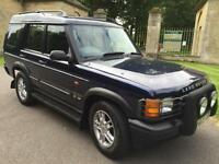 2001 Land Rover Discovery 8 service stamps Mot May 2017 nice to drives