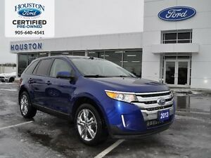 2013 Ford Edge SELAWD-HEATED SEATS-NAV