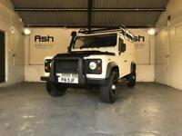 Land Rover 110 Defender 2.4TDi VAN PX SWAP