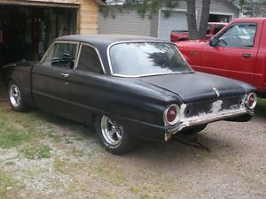 1962 Ford Falcon 390 4 speed fuel injection