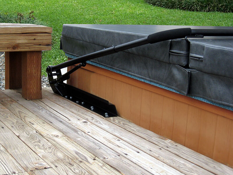 How To Build A Hot Tub Cover Lift Ebay