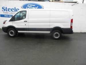 2017 FORD TRANSIT Low roof cargo