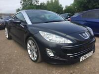 2011 Peugeot RCZ 2.0 HDi GT Coupe 2dr Diesel Manual (139 g/km, 163 bhp)