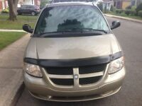Dodge GRAND caravan 2002 SPORT, 1 owner only , 155.000 km , 7 pa