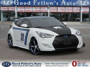 2014 Hyundai Veloster COUPE, SUNROOF, 1.6 L, NAVIGATION, REARVIE