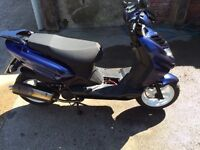 50cc scooters x2 spares repair