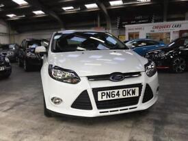 Ford Focus Zetec Navigator Hatchback 1.6 Automatic Petrol