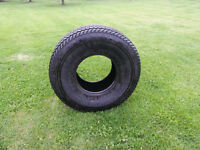 13.6 16 Firestone Turf and Field Tire (seven row)