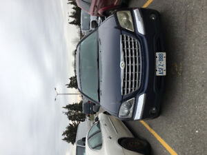 Chrysler Pacifica 2004 - $1500