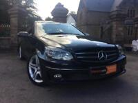 2010 (60) Mercedes-Benz CLC 2.1TD CDI Sport * Auto * New MOT Issued On Purchase