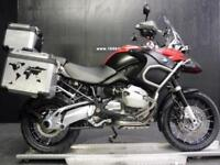 12/12 BMW R 1200 GSA ADVENTURE 3 X LUGGAGE SAT NAV EXTRAS 24,000 MILES