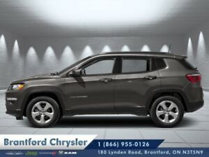 2019 Jeep Compass North  - Navigation -  Uconnect - $229.66 B/W