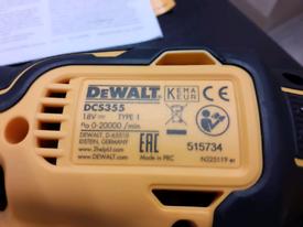 Dewalt half inch impact brand new 3 year warranty body only 150 poundn