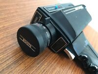 Cameras (photo and 8mm film) job lot £50