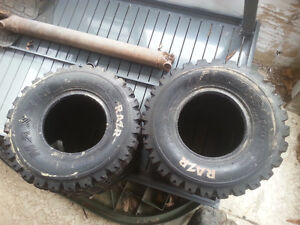 Maxxis rzr tires
