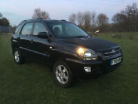 2009 Kia Sportage 2.0 CRDi 4WD XS FULL LEATHER , HPI CLEAR UP TO 45 MPG