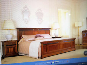 9.5 new king size bed