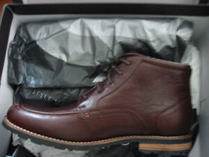 New Rockport Algonquin Boot Shoes SZ 7.5M
