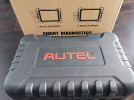 Autel MaxiSys MaxiCOM MK908 Key ECU Coding OBD2 Scanner PAD
