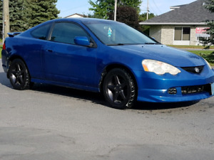 04 Acura RSX type S 6speed.   trades welcome