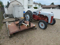 1954 ford tractor
