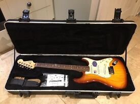 Fender Stratocaster American Deluxe 2010/2011 *AS NEW - STUNNING*