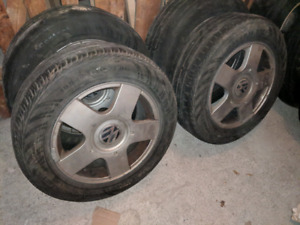 """Volkswagen 15"""" rims"""