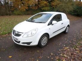 Vauxhall Corsavan 1.3 CDTi 16v 07 REG 69K