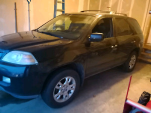 2005 acura mdx  PARTS Part-out