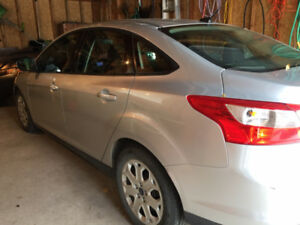 2013 Ford Focus Low Milage Like New