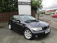 2006 BMW 120 2.0TD SE(AMAZING CONDITION,WARRANTY)