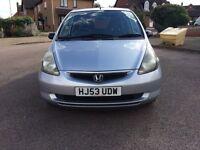 Honda Jazz 1.4 2003 12 Months Mot
