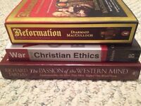 Intriguing history books!
