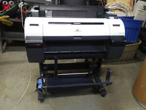 Canon iPF 650 24'' wide plotter for sale.