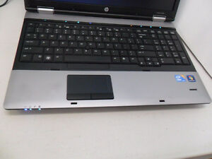 "HP ProBook 6550b 15.3"" Intel Core i5 2.40GHz Laptop 2GB 250GB Kingston Kingston Area image 5"