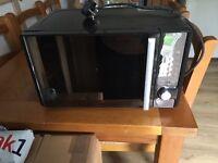 Breville Black microwave