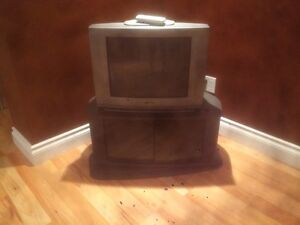 Tv& stand $20