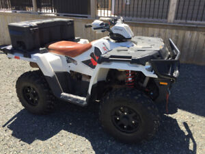2016 Polaris Sportsman 570 EPS Canadian Edition only 500 miles
