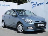 2016 16 Hyundai i20 1.2 ( 84ps ) SE for sale in AYRSHIRE