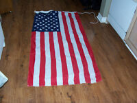 US Flag 70in by 34in