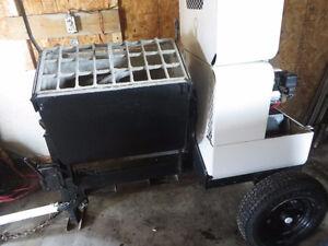 Mortar Mixer / Cement Mixer for sale (Mathieu Equipment 800G)