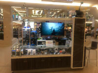 ENERGETIC SALES PERSON REQUIRED FOR BUSY GOPRO KIOSK