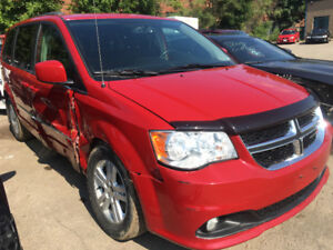 2013 Dodge Grand Caravan Crew just in for sale at Pic N Save!