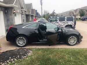 2013 Cadillac cts coupe 28000km AWD