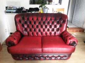 Thomas Lloyd Chesterfield 2 seater sofa