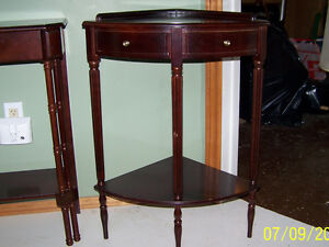 Vintage Bombay Corner table
