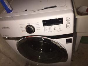 Samsung washer front loader